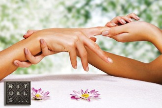 rituals hand therapy