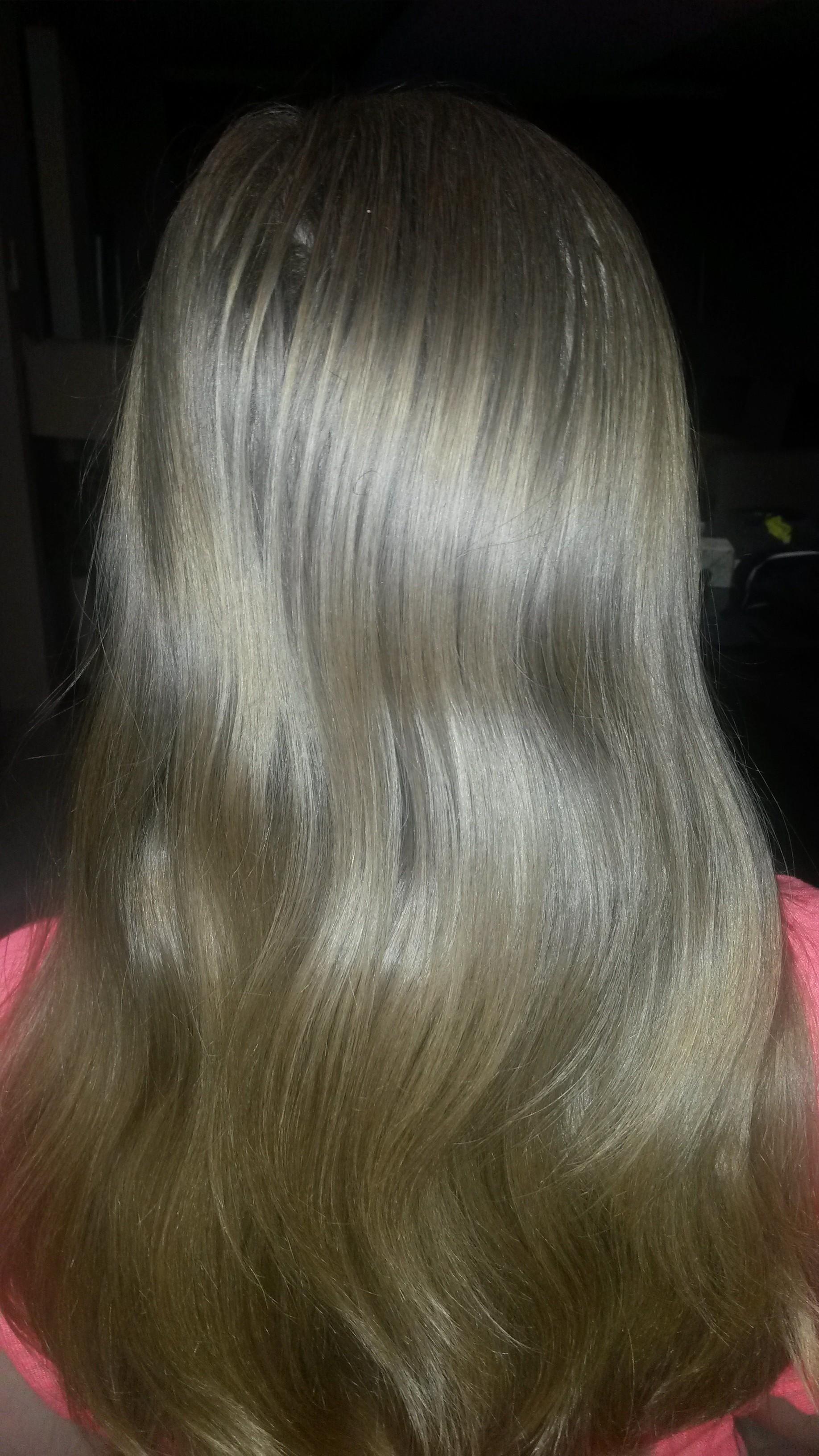 Les huiles nuisent aux cheveux