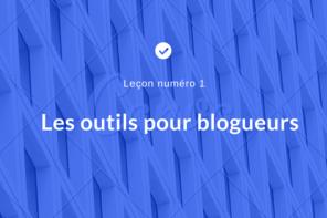 outils pour blogueurs