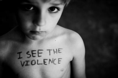 je vois la violence