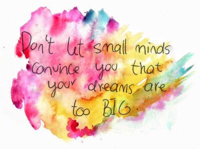 croire en ses rêves