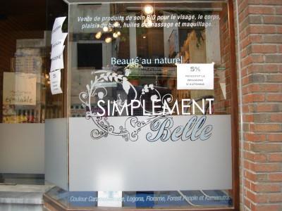 Boutique cosmétiques naturels