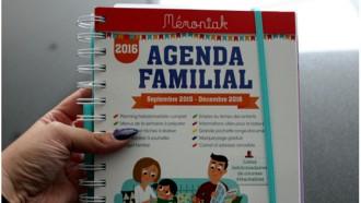 agenda familial Memoniak 2016