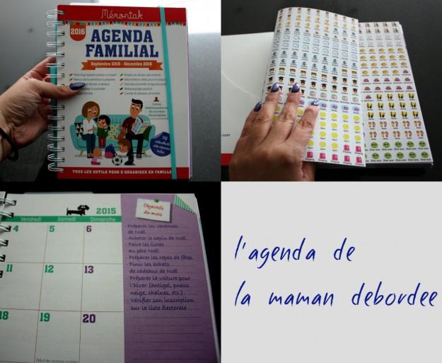 agenda familial 201-2016