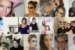 exemples de maquillage académie annick cayot