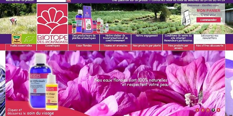 coopérative alternative aroma-zone