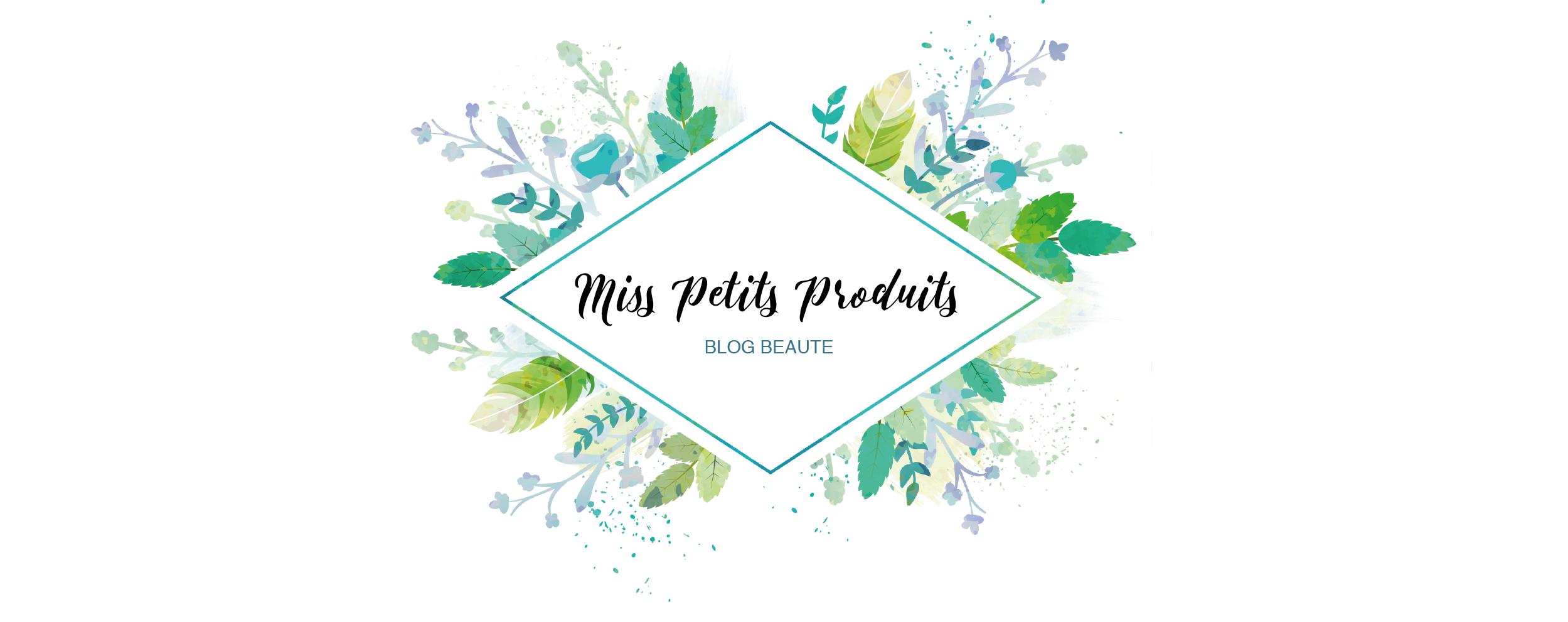 Miss Petits Produits - Blog beauté naturel vegan