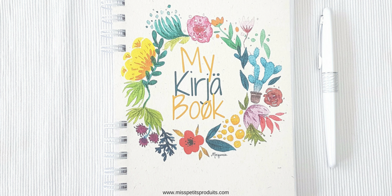 couverture agenda sur mesure my kirja book