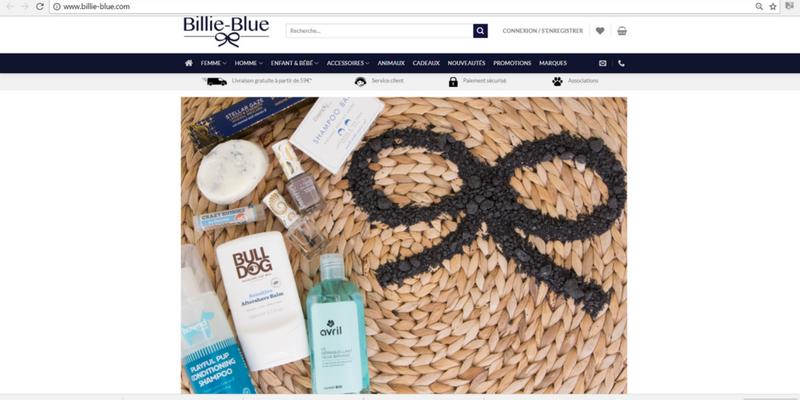 boutique en ligne belge cosmétiques vegans