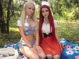 Barbie humaine