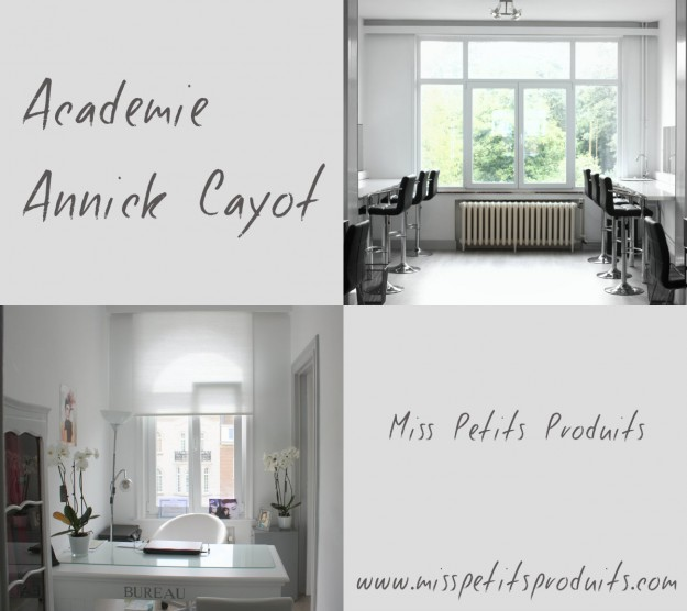 académie maquillage annick cayot etterbeek