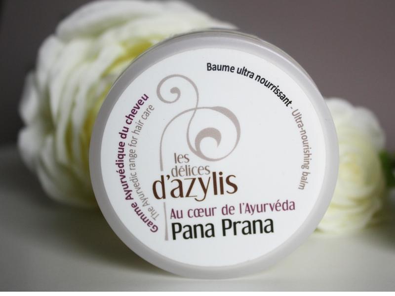 baume capillaire pana prana les delices azylis
