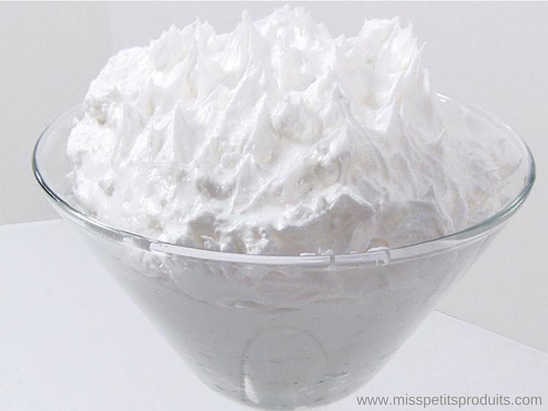 recette de fouetté de karité