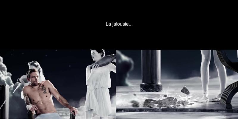 La jalousie...