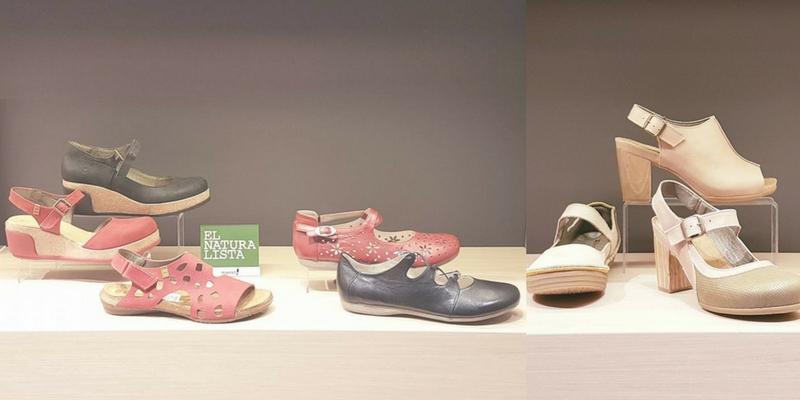 Boutique chaussures Rive gauche