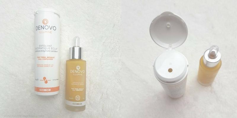 soins visage naturels peau terne