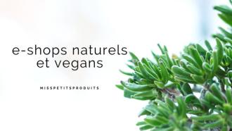 liste boutiques cosmétiques veganes belgique